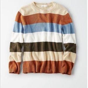 ⭐️BOGO American Eagle Striped Sweater